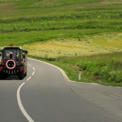 Turistični vlakec v Šmarjeških Toplicah