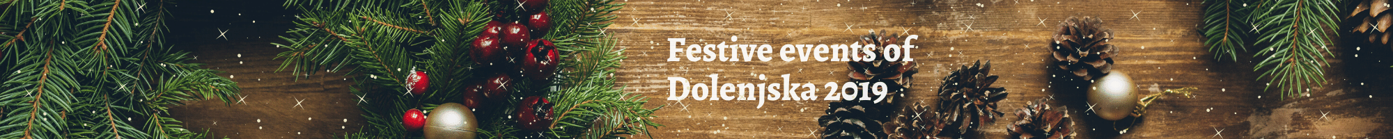 Advent in Dolenjska